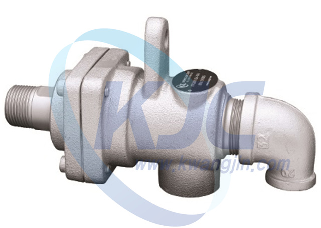 KR3000, a rotary joint used for food industries