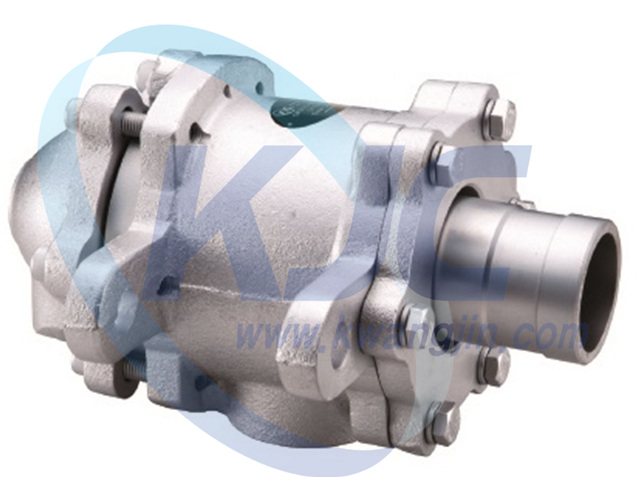 KR4000, a rotary joint used for food industries