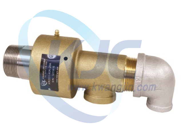 KR2200, a rotary joint used for food industries